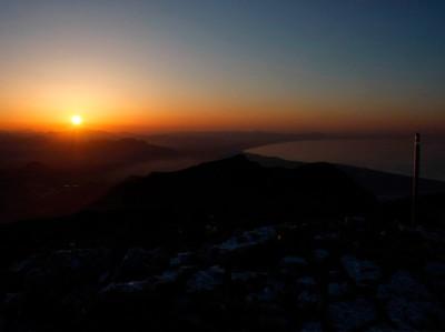¡Descubre el Amanecer en el Montgó! Ruta Circular Nocturna en el Montgó