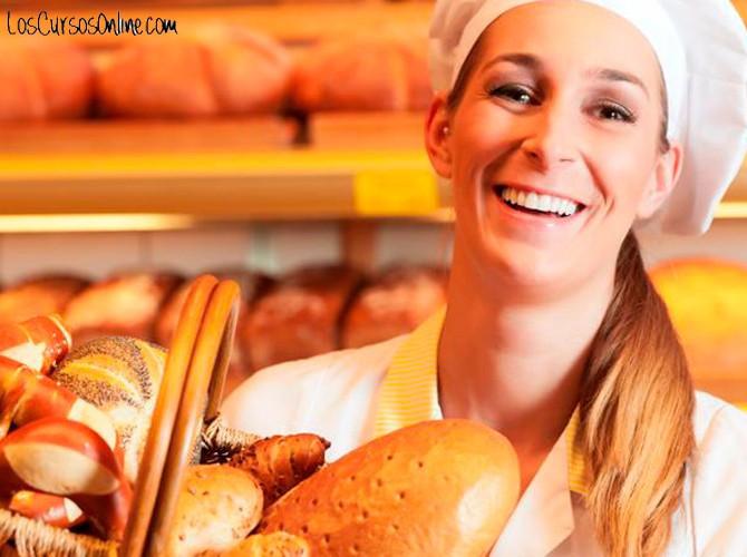 Curso de Panadería para principiantes