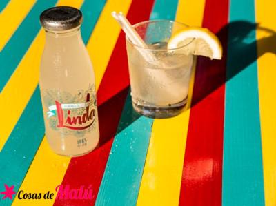Linda, el refresco sin azúcar y sin gas en Cosas de Malú Denia