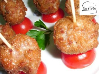 Menú diario en Restaurante Ca l´An en Pedreguer