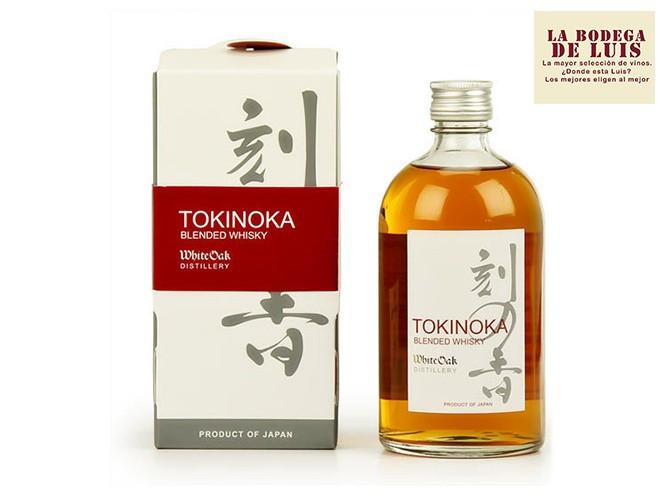 Whisky Japonés Tokinoka Bodega de Luis Dénia