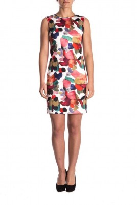 Vestido estampado multicolor marca Smashed Lemon