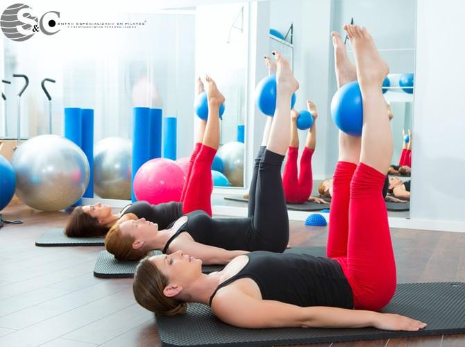 clases de Pilates en Denia