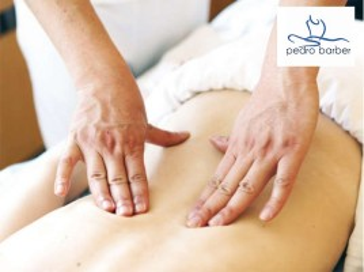 Masaje de espalda relajante en Pedreguer