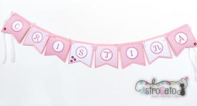 Banderines de papel para tu fiesta