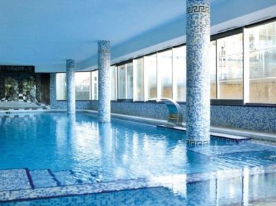 Circuito Spa Albir + Comida o Cena en Hotel Sun Palace Albir ****