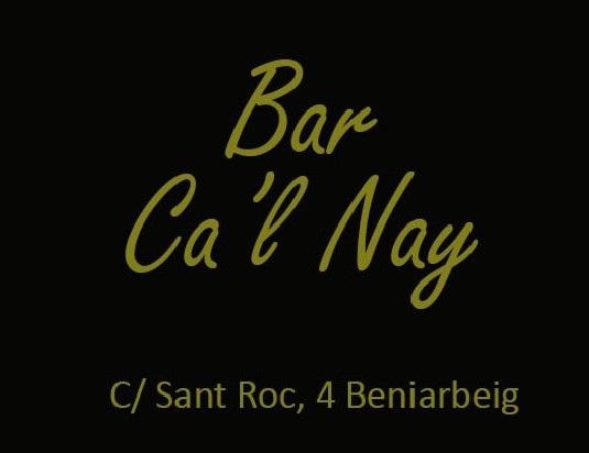 Bar Ca'l Nay en Beniarbeig