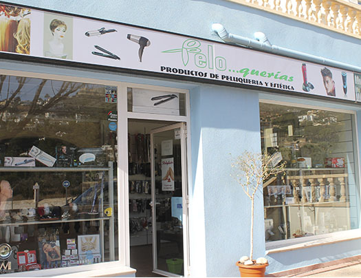 PeloQuerias, Productos de Peluquería y Estética-foto1