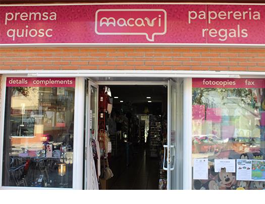 Paperería Macavi en Benissa-foto1