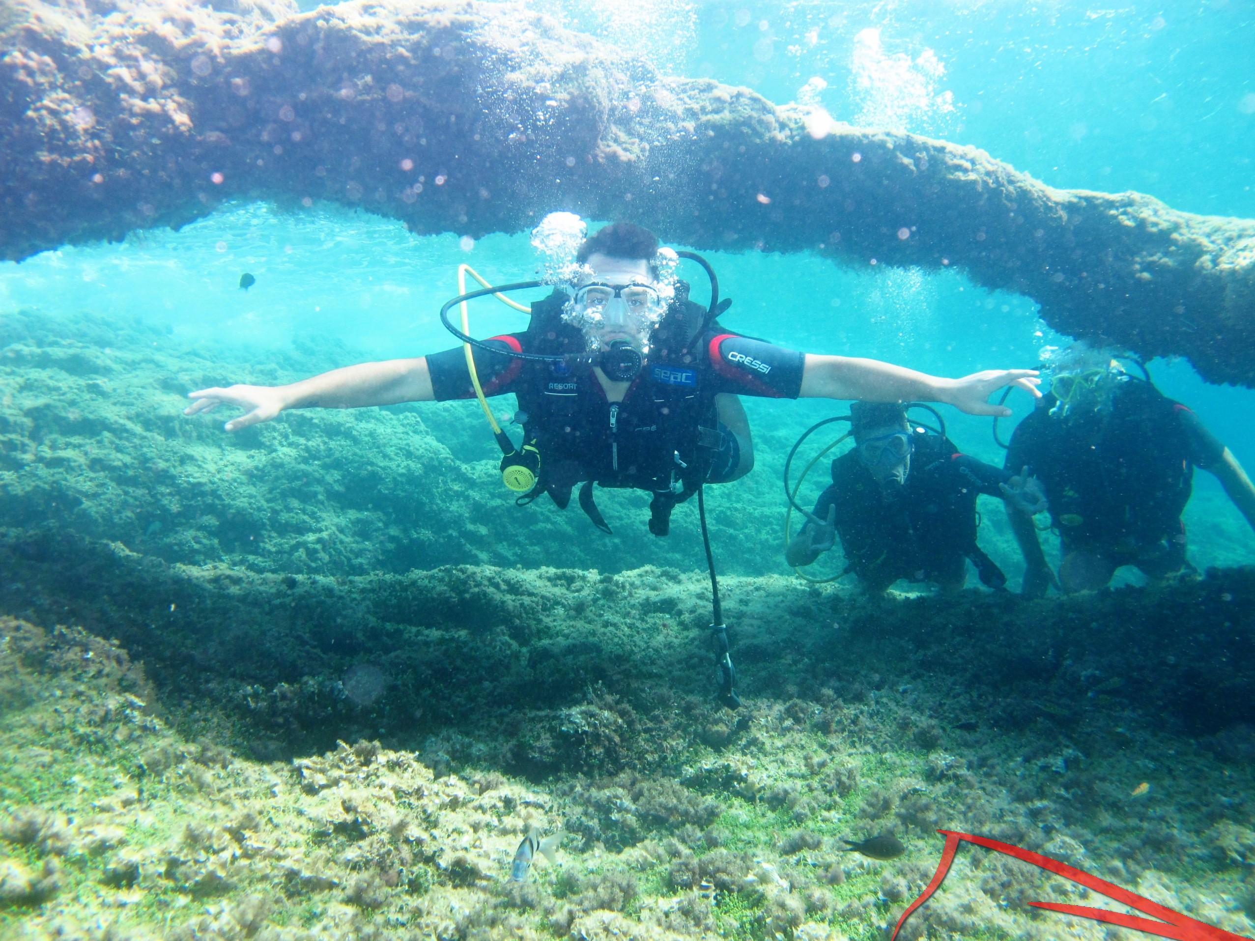 Nisos Diving, Buceo en Benidorm-foto2
