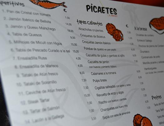 Picaetes Gastrobar en Denia-foto2