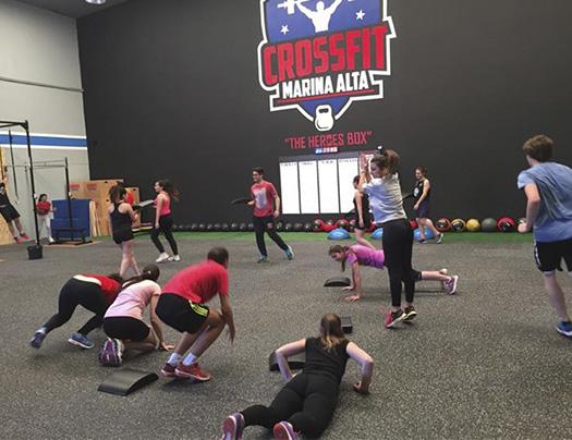 CrossFit Marina Alta -foto2